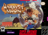 Harvest Moon Nintendo Super NES cover artwork