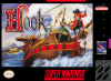 Hook Nintendo Super NES cover artwork