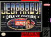 Jeopardy! - Deluxe Edition Nintendo Super NES cover artwork