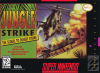 Jungle Strike Nintendo Super NES cover artwork