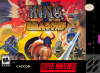 King of Dragons, The Nintendo Super NES cover artwork