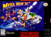 Mega Man X2 Nintendo Super NES cover artwork