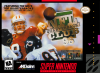 NFL Quarterback Club 96 Nintendo Super NES cover artwork