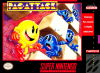 Pac-Attack Nintendo Super NES cover artwork