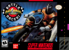 Power Rangers Zeo - Battle Racers Nintendo Super NES cover artwork