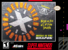 Revolution X Nintendo Super NES cover artwork