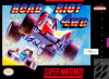 Road Riot 4WD Nintendo Super NES cover artwork