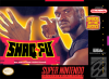 Shaq Fu Nintendo Super NES cover artwork