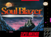 Soul Blazer Nintendo Super NES cover artwork