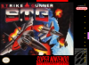 Strike Gunner S.T.G Nintendo Super NES cover artwork