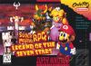 Super Mario RPG - Legend of the Seven Stars Nintendo Super NES cover artwork