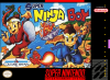 Super Ninja Boy Nintendo Super NES cover artwork