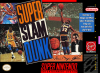 Super Slam Dunk Nintendo Super NES cover artwork