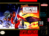 Super Star Wars - The Empire Strikes Back Nintendo Super NES cover artwork