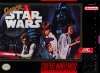 Super Star Wars Nintendo Super NES cover artwork