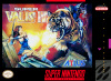 Super Valis IV Nintendo Super NES cover artwork