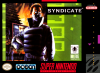 Syndicate Nintendo Super NES cover artwork