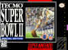 Tecmo Super Bowl II - Special Edition Nintendo Super NES cover artwork