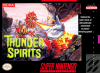 Thunder Spirits Nintendo Super NES cover artwork