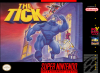 Tick, The Nintendo Super NES cover artwork