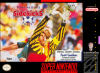 Tony Meola's Sidekicks Soccer Nintendo Super NES cover artwork
