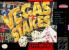 Vegas Stakes Nintendo Super NES cover artwork