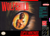 Wolfchild Nintendo Super NES cover artwork