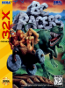 BC Racers Sega 32X cover artwork