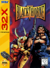 Blackthorne Sega 32X cover artwork