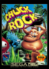Chuck Rock Sega CD cover artwork