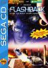 Flashback - The Quest for Identity Sega CD cover artwork