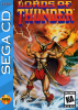 Lords of Thunder Sega CD cover artwork