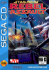 Star Wars - Rebel Assault Sega CD cover artwork