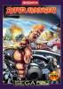 Road Avenger Sega CD cover artwork
