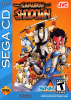 Samurai Shodown Sega CD cover artwork