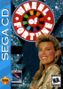 Wheel of Fortune Sega CD cover artwork