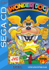 Wonder Dog Sega CD cover artwork