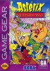 Asterix and the Great Rescue Sega Game Gear cover artwork