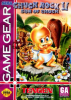 Chuck Rock II - Son of Chuck Sega Game Gear cover artwork
