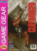 Cliffhanger Sega Game Gear cover artwork