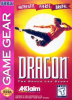 Dragon - The Bruce Lee Story Sega Game Gear cover artwork