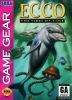 Ecco II - The Tides of Time Sega Game Gear cover artwork