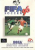 FIFA Soccer 96 Sega Game Gear cover artwork