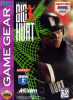 Frank Thomas Big Hurt Baseball Sega Game Gear cover artwork