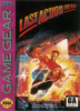 Last Action Hero Sega Game Gear cover artwork