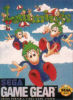 Lemmings Sega Game Gear cover artwork