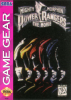 Mighty Morphin Power Rangers - The Movie Sega Game Gear cover artwork