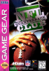 NFL Quarterback Club Sega Game Gear cover artwork