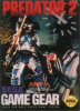 Predator 2 Sega Game Gear cover artwork