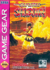 Samurai Shodown Sega Game Gear cover artwork